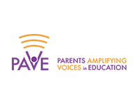 Parents Amplifying Voices in Education (PAVE)